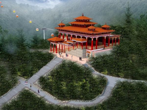Tây Thiên là cái nôi của đạo Phật ở Việt Nam,