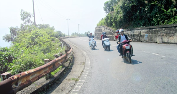 Trải nghiệm cung đường TP Hồ Chí Minh - Phnom Penh bằng xe máy