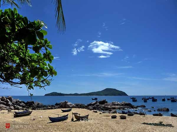 Về Phú Yên ghé thăm hoang đảo Cù Lao Mái Nhà ở Tuy An
