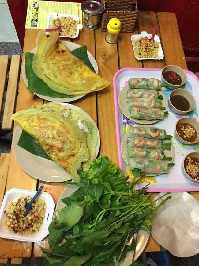 """4 quán bánh xèo bạn """"nhất định phải thử"""" khi đến Sài Gòn 10"""