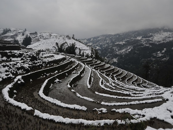 Những điểm dừng chân lý tưởng để ngắm tuyết rơi vào mùa đông