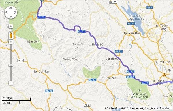 Cách đi từ Hà Nội đến Sa Pa