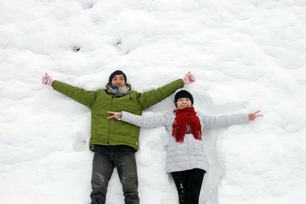 Lưu ý chuẩn bị đồ thật ấm khi du lịch Sa Pa vào mùa đông