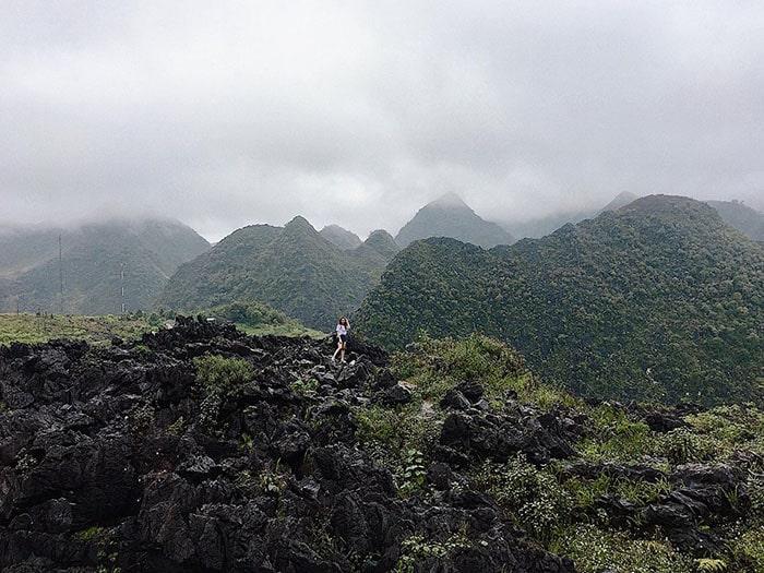 Vẻ đẹp cao nguyên đá Đồng Văn tháng 11