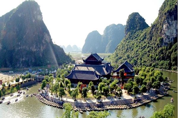 Du lịch Ninh Bình Tết dương lịch