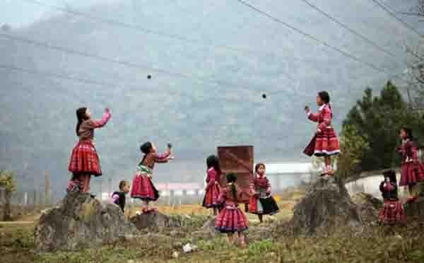 Tục lệ truyền thống ngày Tết của người mông ở Sa Pa