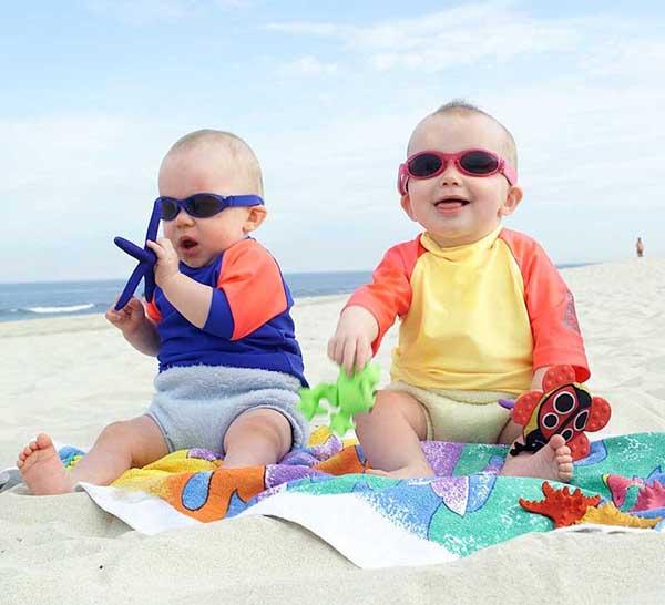 Chọn địa điểm du lịch phù hợp cho gia đình có con nhỏ dưới 2 tuổi