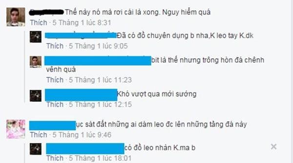 Chia sẻ của một số cá nhân về Núi đá chồng - Quảng Ninh