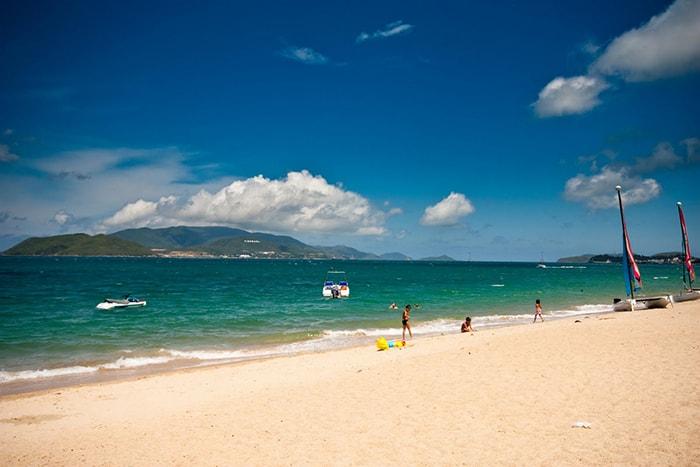 Nha Trang cũng là 1 địa điểm du lịch lý tưởng khi có con nhỏ