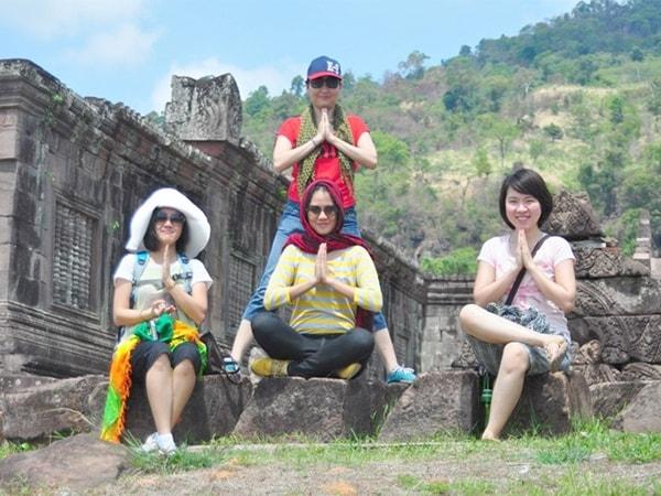 Kinh nghiệm du lịch Lào tự túc cho nhóm sinh viên