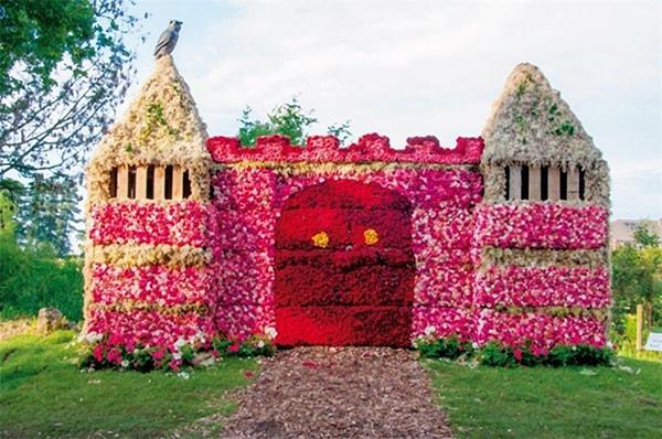 Lâu đài hoa hồng