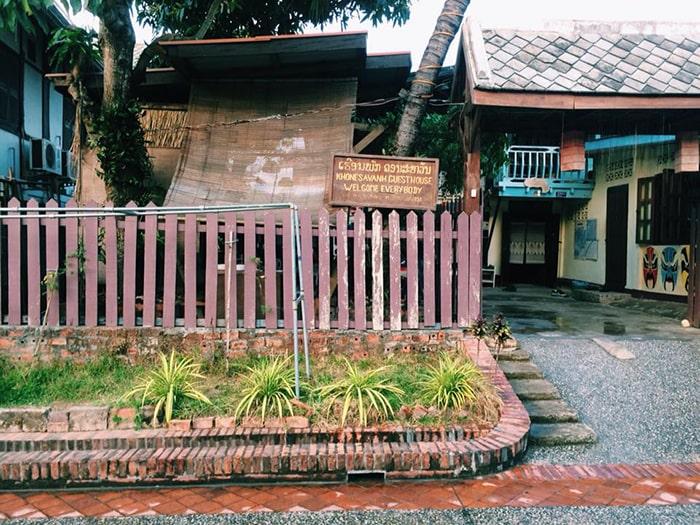 Nhà khách Khonesavanh Guesthouse