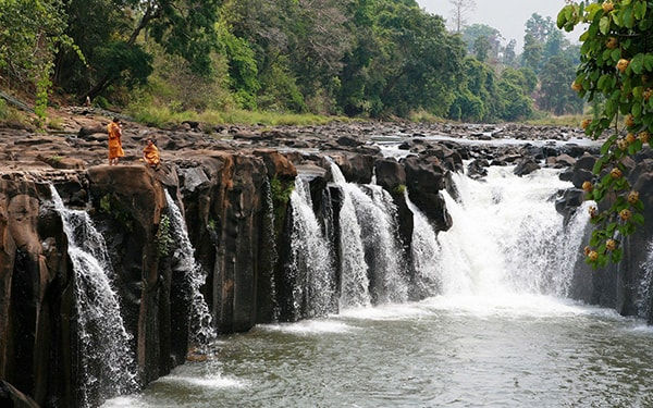 """Bolaven là một cao nguyên ở phía Nam Lào, nơi được mệnh danh là """"thiên đường cà phê"""""""