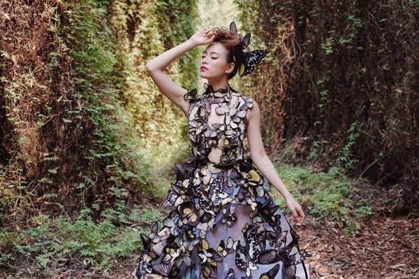"""Làng nổi Tân Lập đẹp lạ trong MV """"Bánh trôi nước"""" của Hoàng Thùy Linh"""