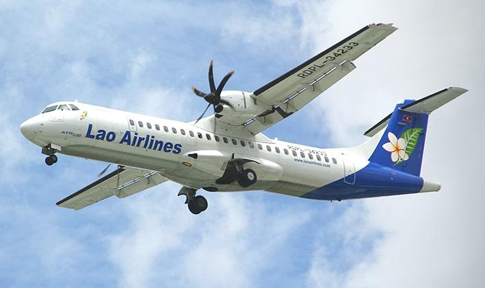 Du lịch Lào bằng máy bay từ Hà Nội đến Vientian