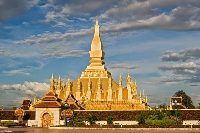Lào được mệnh danh là xứ sở Vạn Tượng