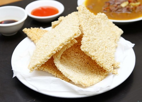 Cơm cháy - đặc sản Ninh Bình