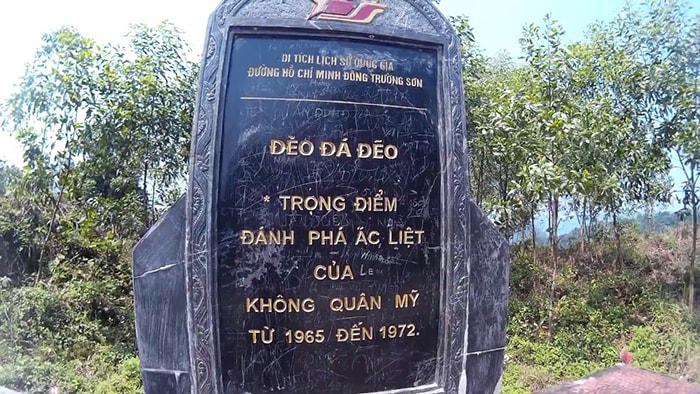Đèo Đá Đẽo là chứng nhân lịch sử ở Quảng Bình