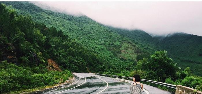 Đèo Ngang là ranh giới giữa Quảng Bình và Hà Tĩnh