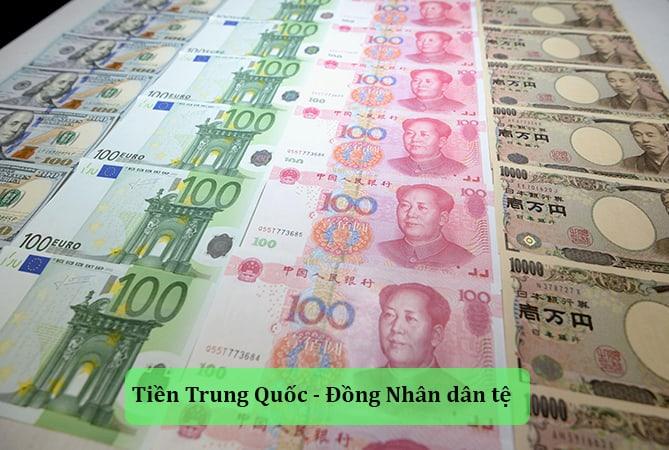 Tiền Trung Quốc - đồng Nhân dân tệ
