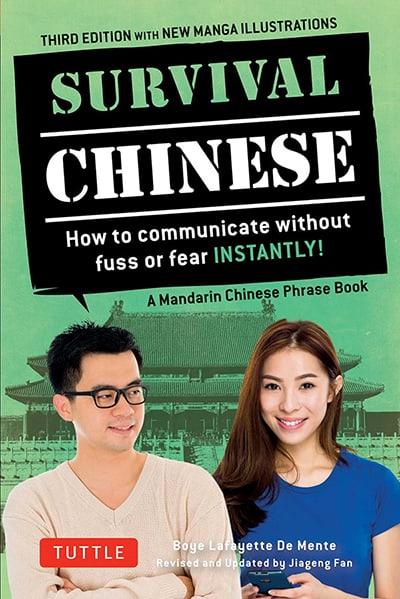 Du lịch Trung Quốc - chương trình Survial Chinese trên Internet