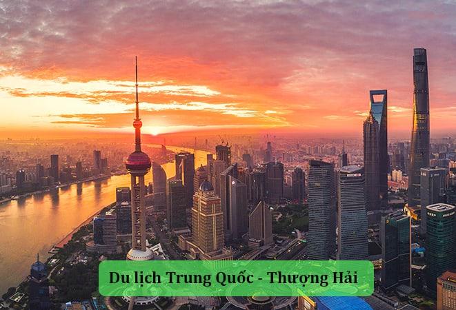 Du lịch Trung Quốc - Thượng Hải