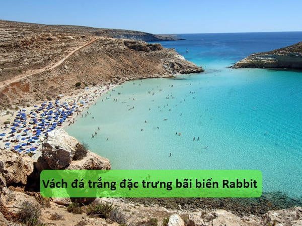 Bãi biển Rabbit, Italy