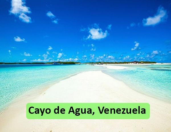 Cayo de Agua, Venezuela