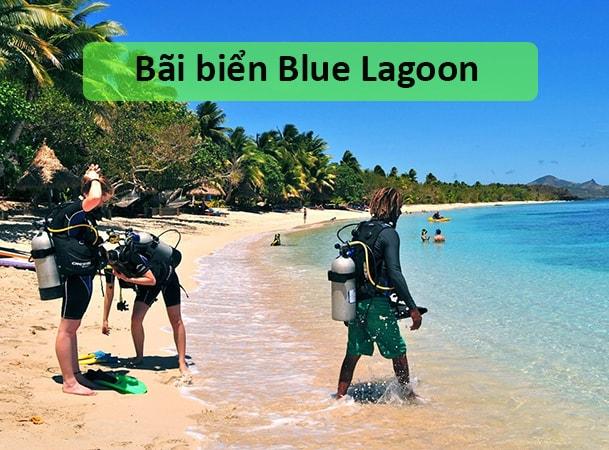 Bãi biển Blue Lagoon