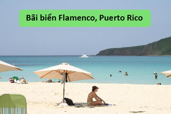 Bãi biển Flamenco, Puerto Rico