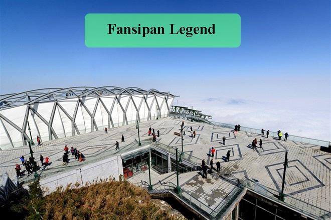 Khu du lịch Fansipan Legend