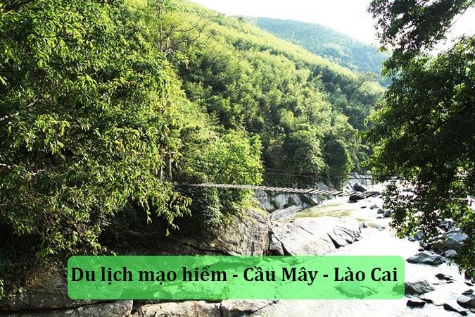 Du lịch mạo hiểm Sapa (Lào Cai)