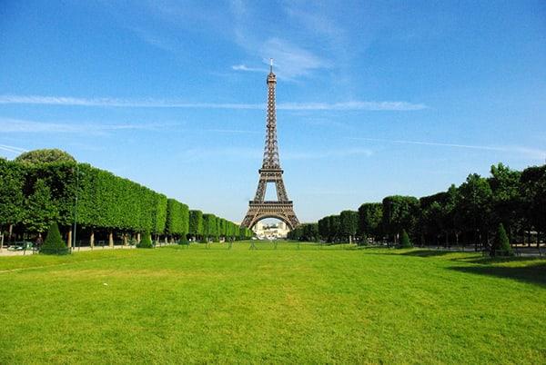 Du lịch nước Pháp vào mùa hè