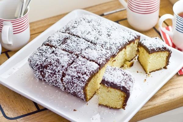 Bánh ngọt Lamington