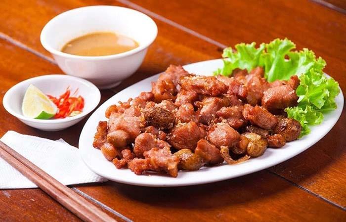 Đặc sản bê chao Mộc Châu