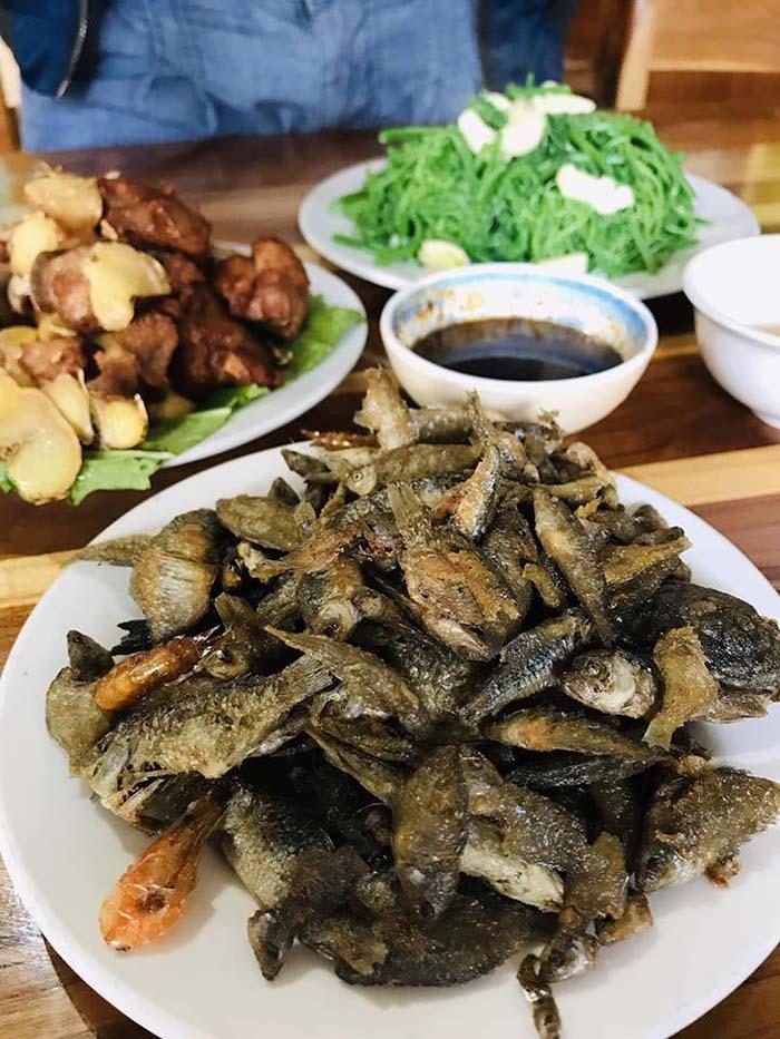 Đặc sản cá suối Mộc Châu - Blog Phượt - Cẩm nang dành cho Phượt Thủ