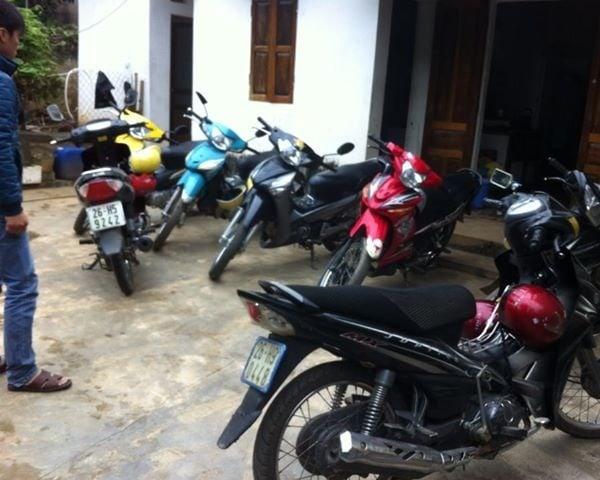 Dịch vụ cho thuê xe máy tại Mộc Châu