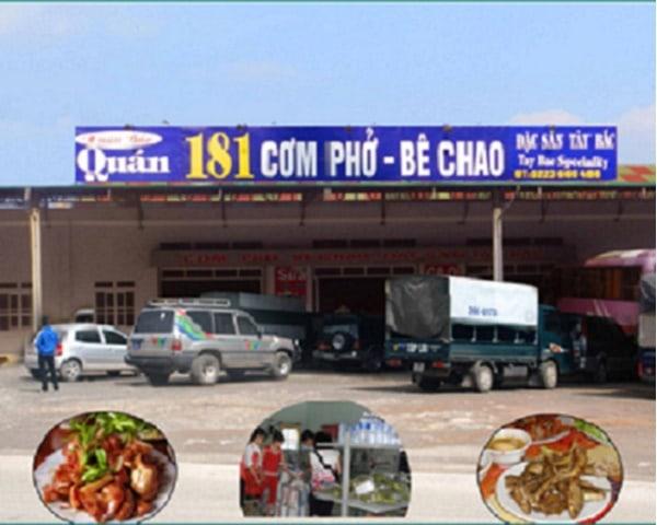 Quán ăn có món Bê Chao nổi tiếng ở Mộc Châu