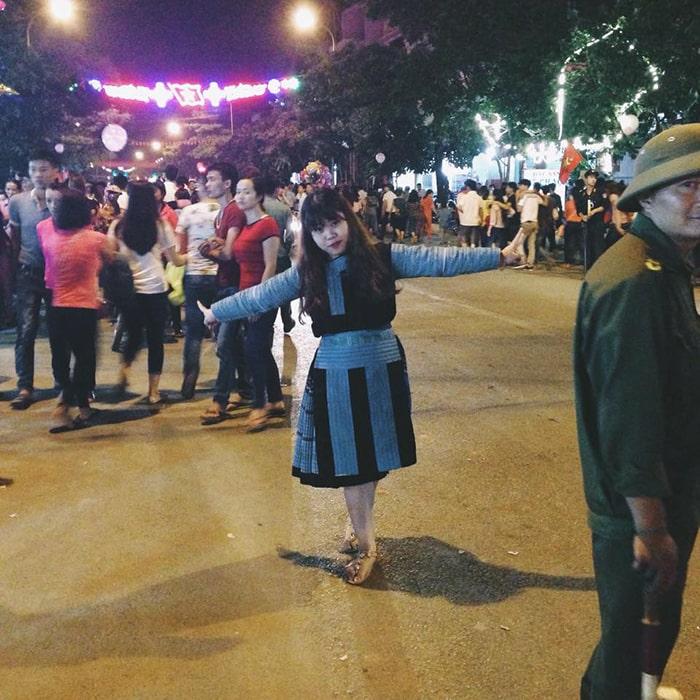 Lễ hội Tết độc Lập ở Mộc Châu