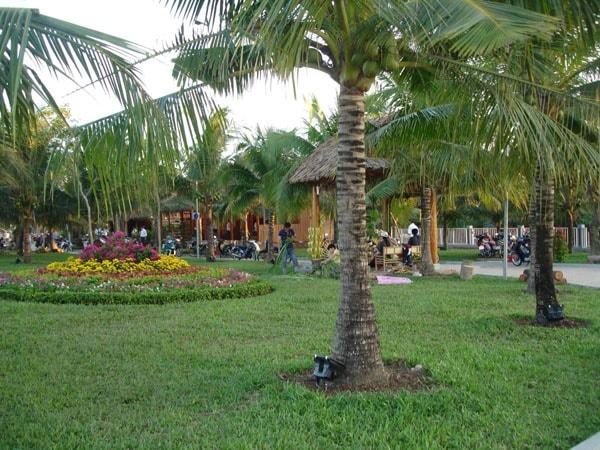Du lịch sinh thái vườn dừa