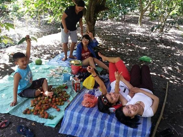 Vườn trái cây Lái Thiêu, Bình Dương