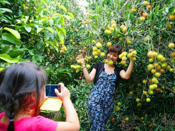 Vườn trái cây Long Khánh, Đồng Nai