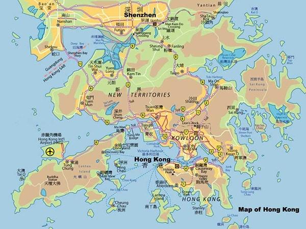 Làm visa du lịch Hong Kong nhanh chóng và thuận tiện 1