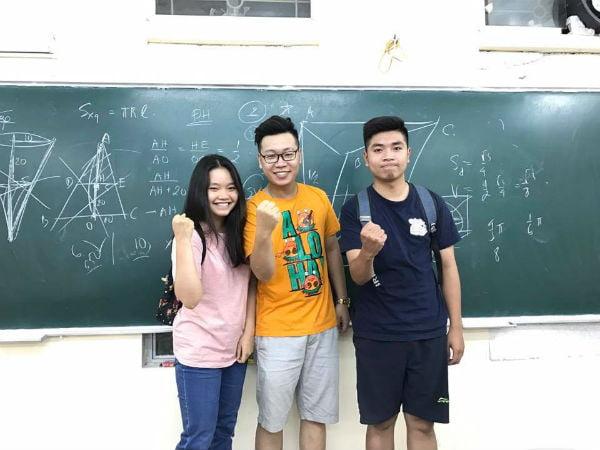 Thầy Nguyễn Tiến Đạt – Trung tâm luyện thi đại học Tiến Đạt