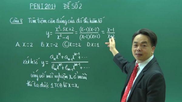 Thầy Lê Bá Trần Phương – giảng viên trường Đại học Công nghiệp Hà Nội