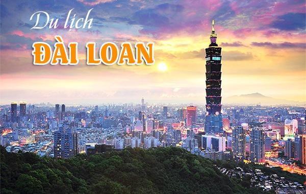 Kinh nghiệm xin visa du lịch Đài Loan tự túc