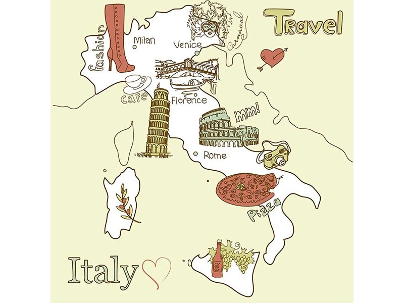 Kinh nghiệm chuẩn bị hồ sơ xin visa du lịch Ý 1