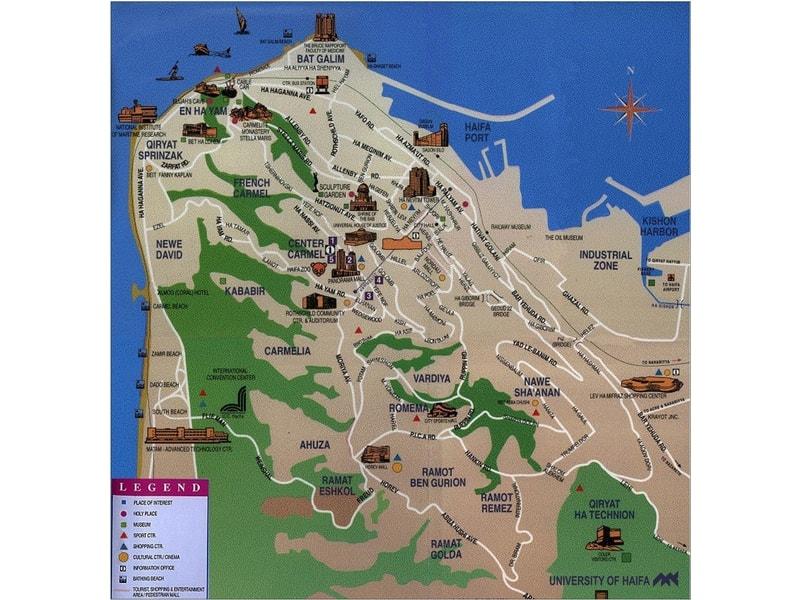 Hướng dẫn xin visa du lịch Israel từ A-Z 1
