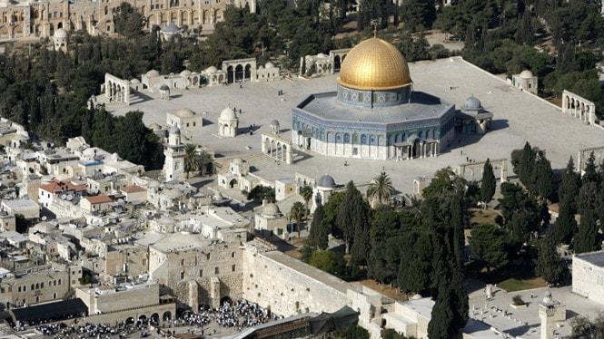 Núi Đền, JerusalemReuters, Israel