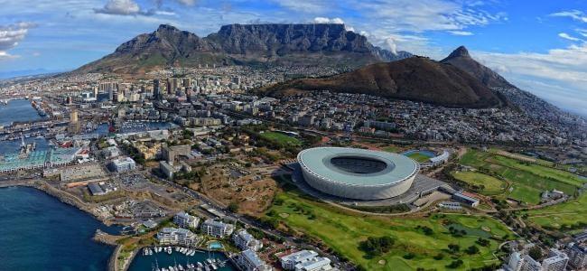 Đất nước Nam Phi